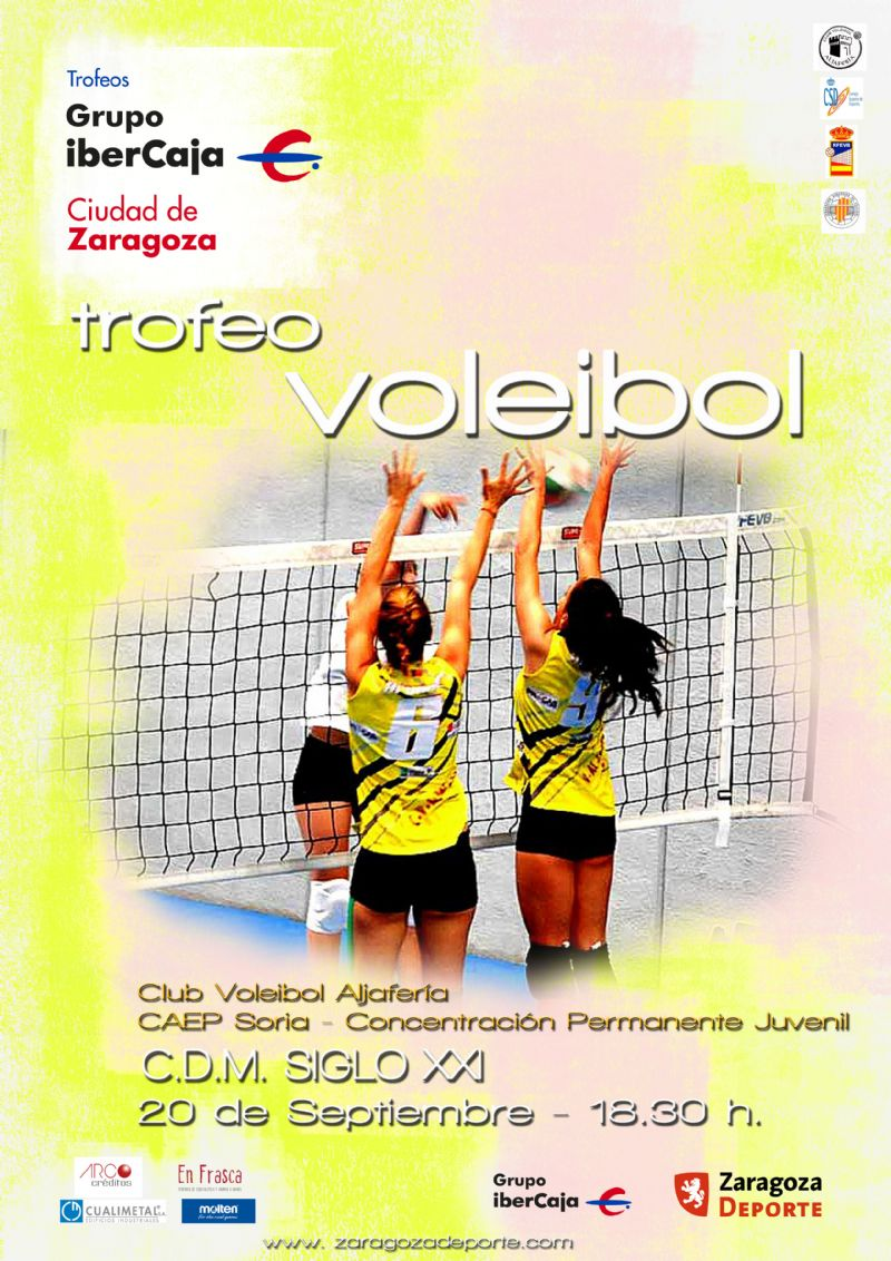 Trofeo «Grupo Ibercaja-Ciudad de Zaragoza» de Voleibol Femenino