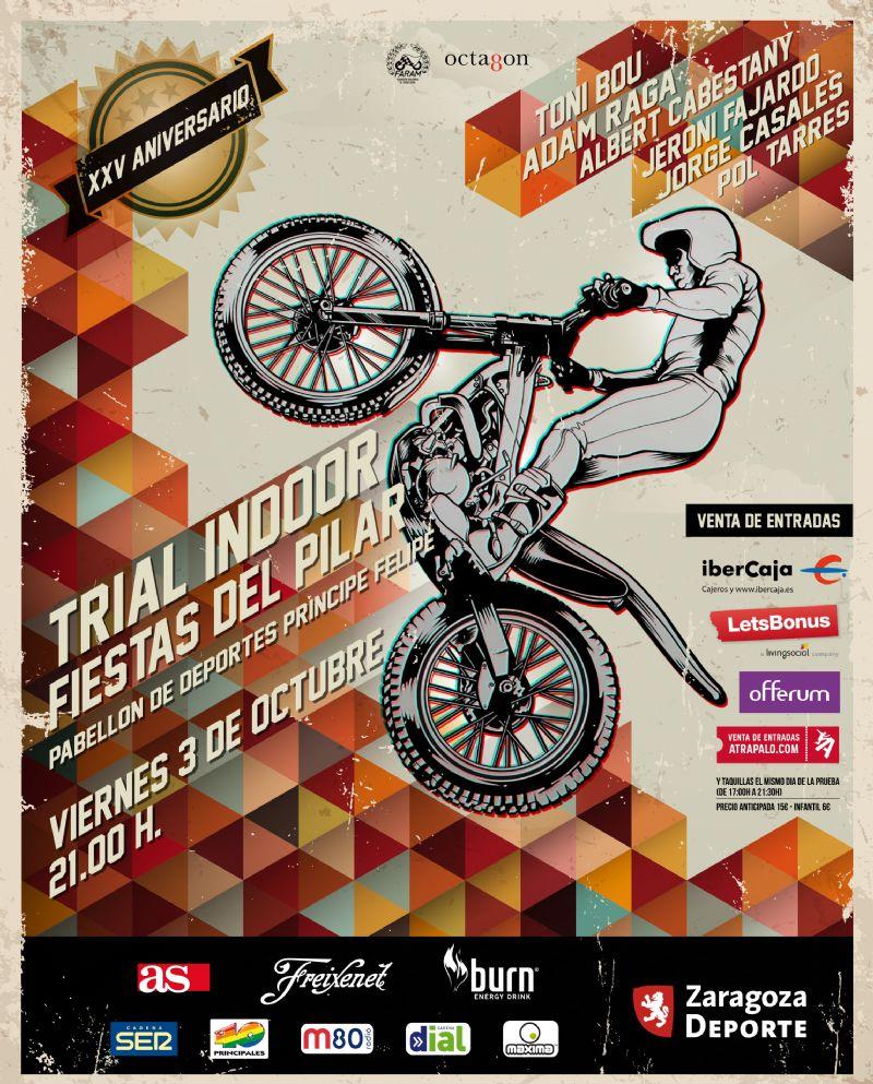 Trial Indoor «Fiestas del Pilar»