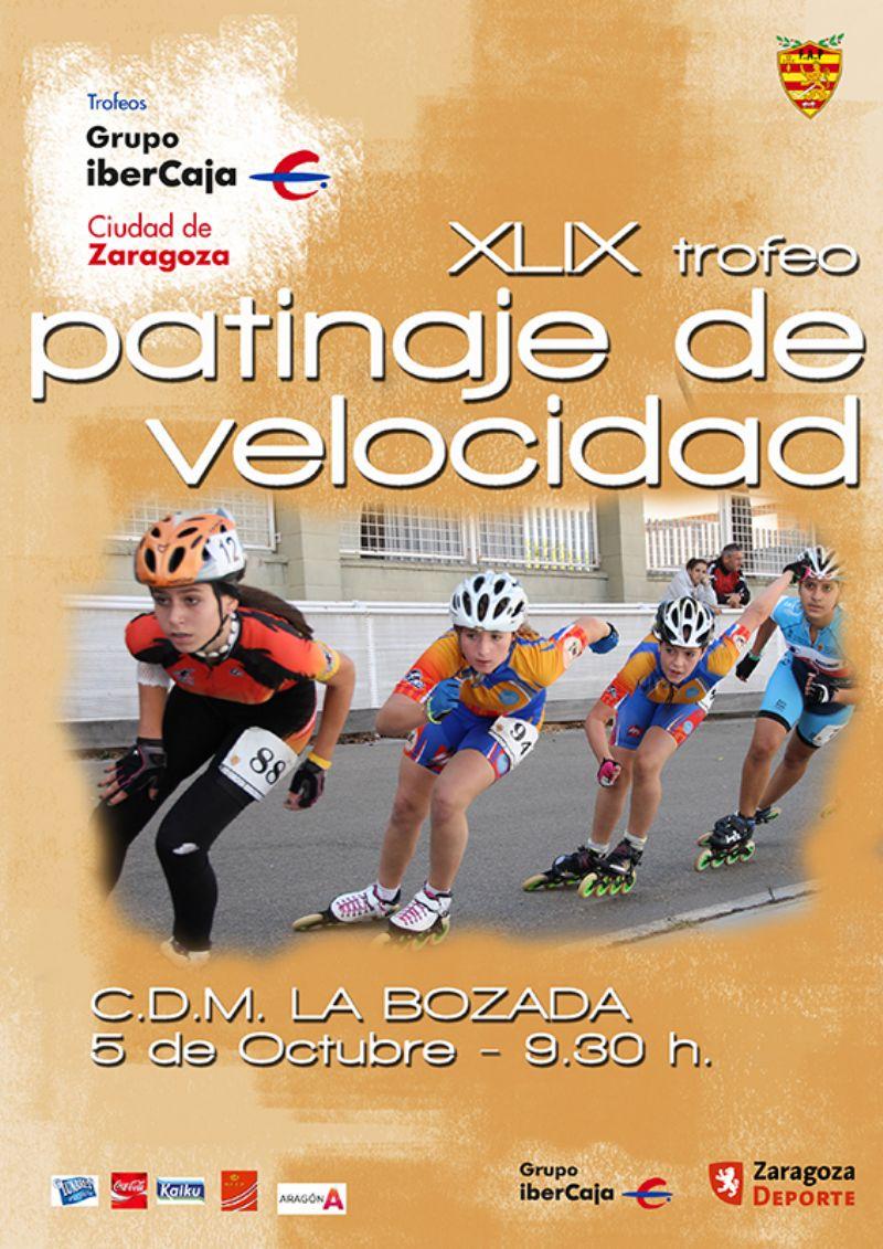 Trofeo «Grupo Ibercaja-Ciudad de Zaragoza» de Patinaje