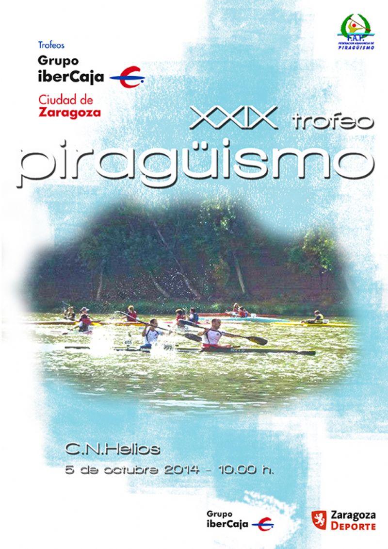 Trofeo «Grupo Ibercaja-Ciudad de Zaragoza» de Piragüismo