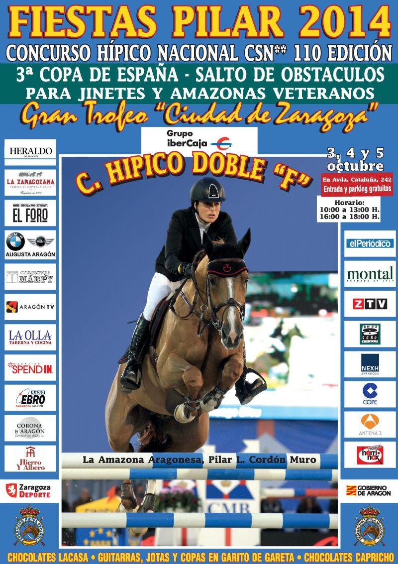 Trofeo «Grupo Ibercaja-Ciudad de Zaragoza» de Hípica