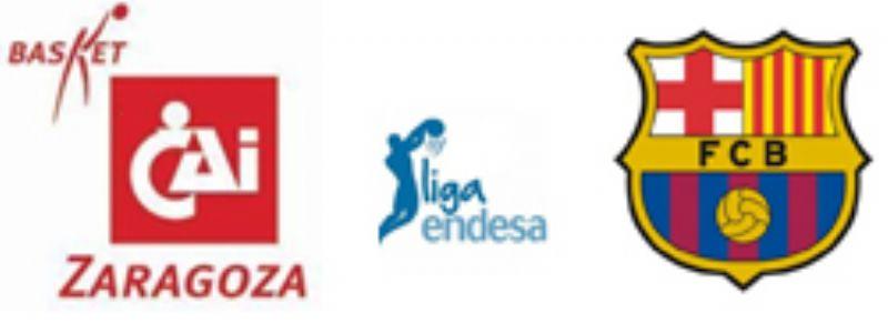 CAI Zaragoza - FC Barcelona