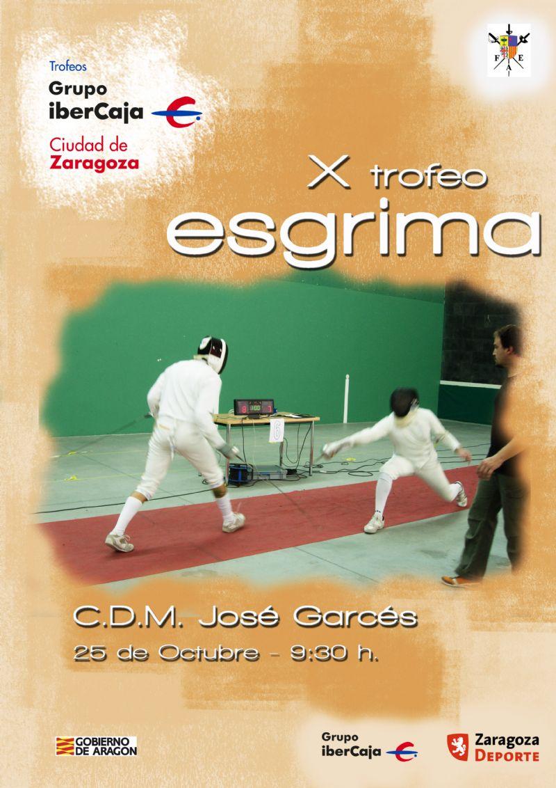 Trofeo «Grupo Ibercaja-Ciudad de Zaragoza» de Esgrima