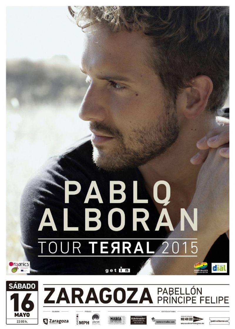 Concierto de Pablo Alborán