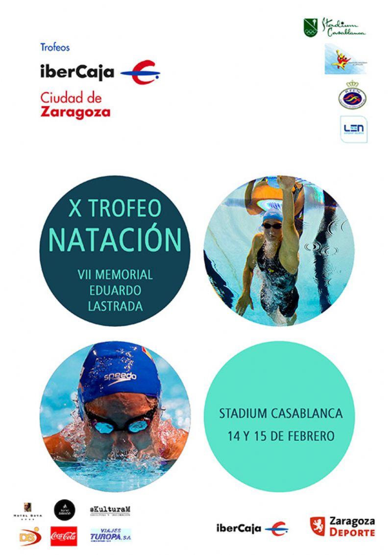 Trofeo «Ibercaja-Ciudad de Zaragoza» de Natación