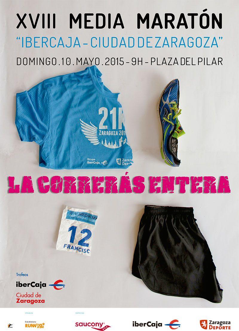 XVIII Media Maratón Trofeo «Ibercaja-Ciudad de Zaragoza»