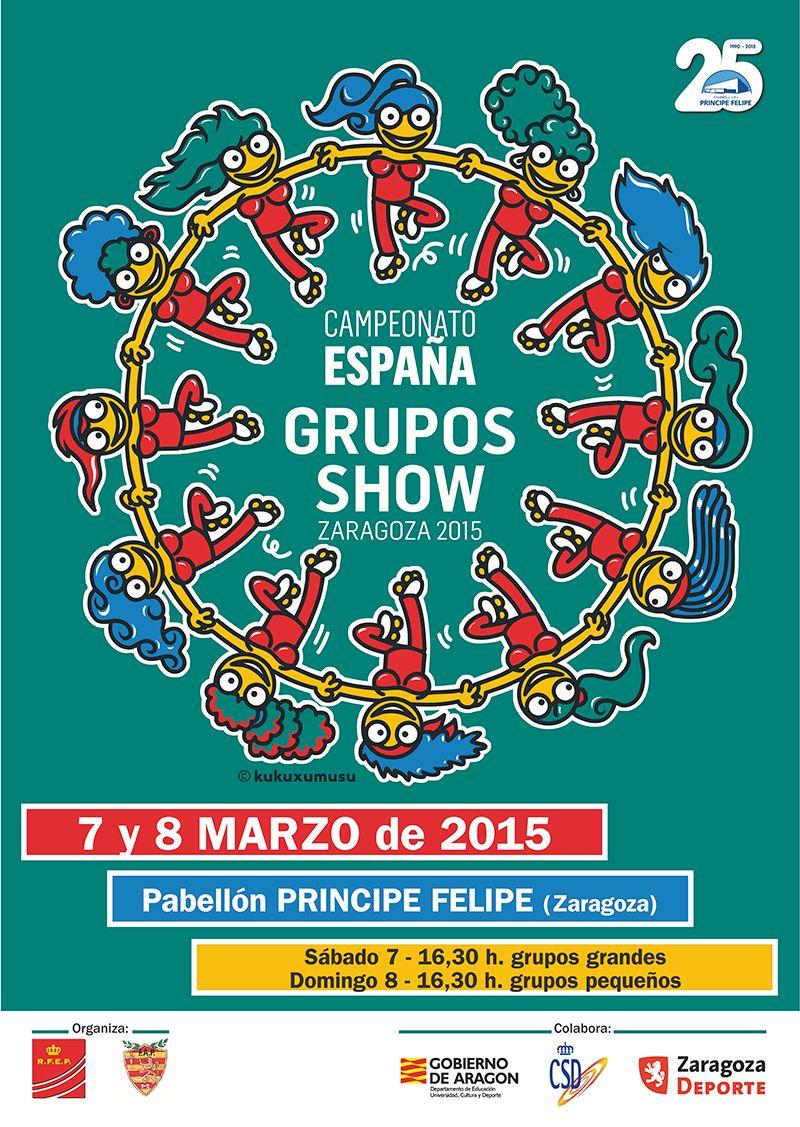 Campeonato de España de Grupos Show de Patinaje Artístico