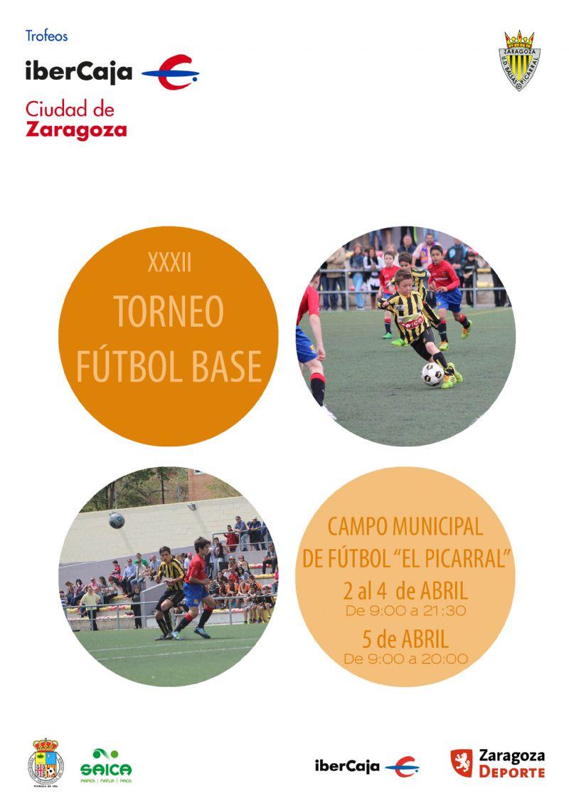 XXXII Torneo «Ibercaja-Ciudad de Zaragoza» de Fútbol Base