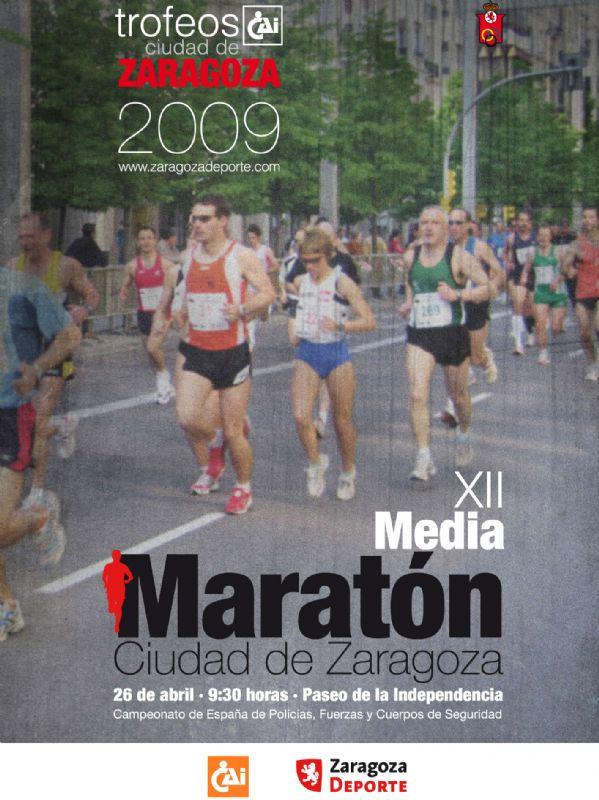 XII MEDIA MARATÓN «Ciudad de Zaragoza»