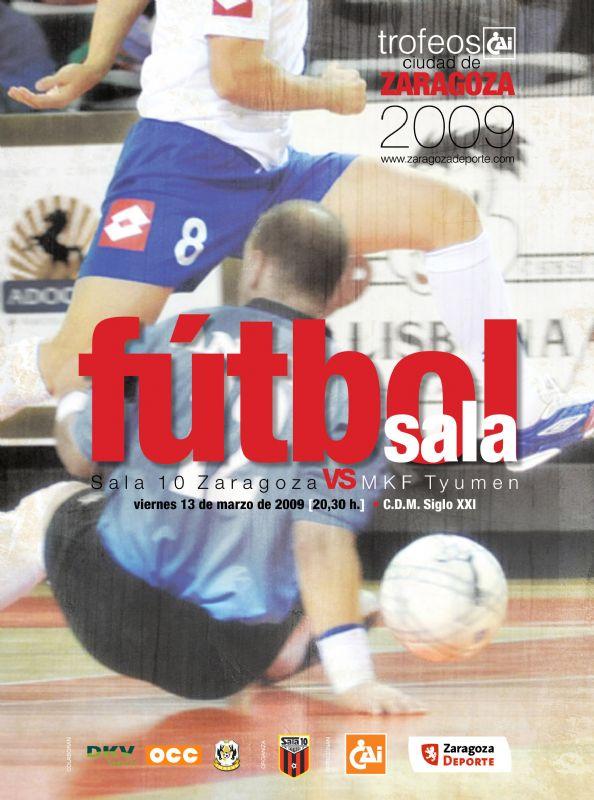 Trofeo CAI «Ciudad de Zaragoza» de Fútbol Sala masculino