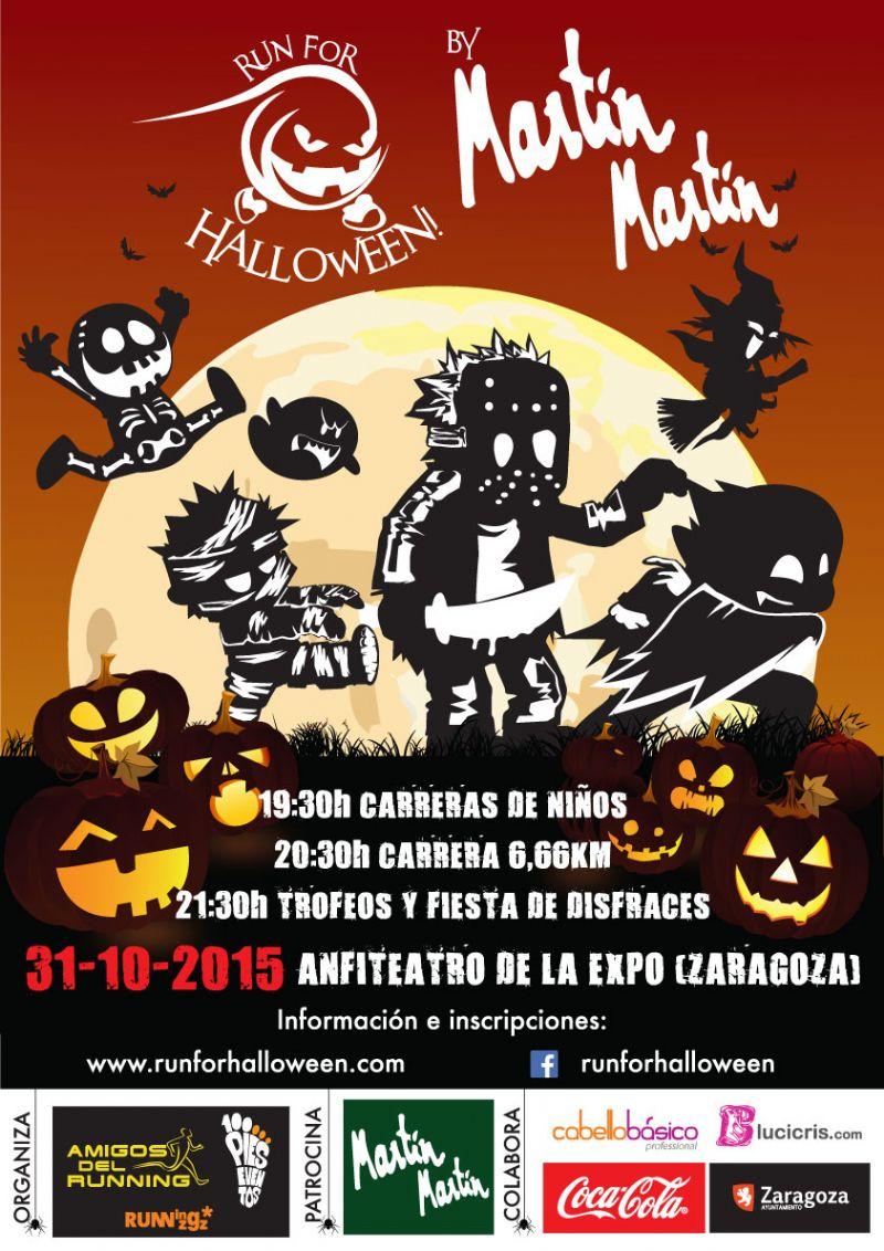 Run For Halloween by Martín Martín