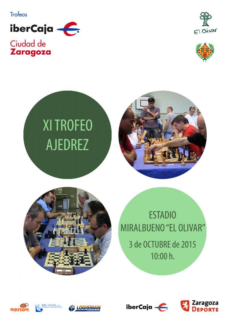 XI Trofeo «Ibercaja-Ciudad de Zaragoza» de Ajedrez