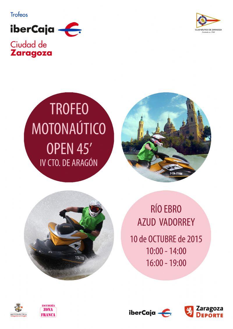 Trofeo «Ibercaja-Ciudad de Zaragoza» de Motonáutica