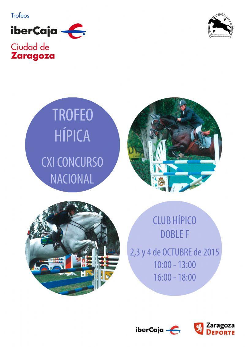 Trofeo «Ibercaja-Ciudad de Zaragoza» de Hípica