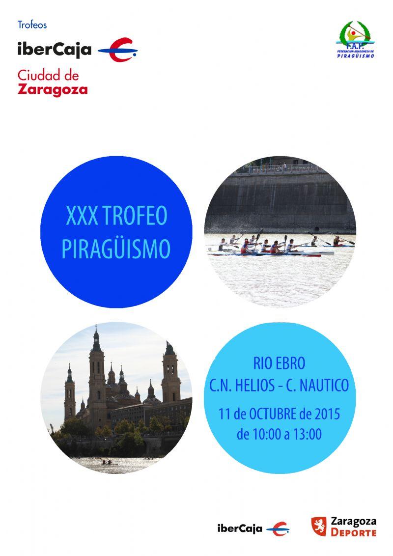 Trofeo «Ibercaja-Ciudad de Zaragoza» de Piragüismo