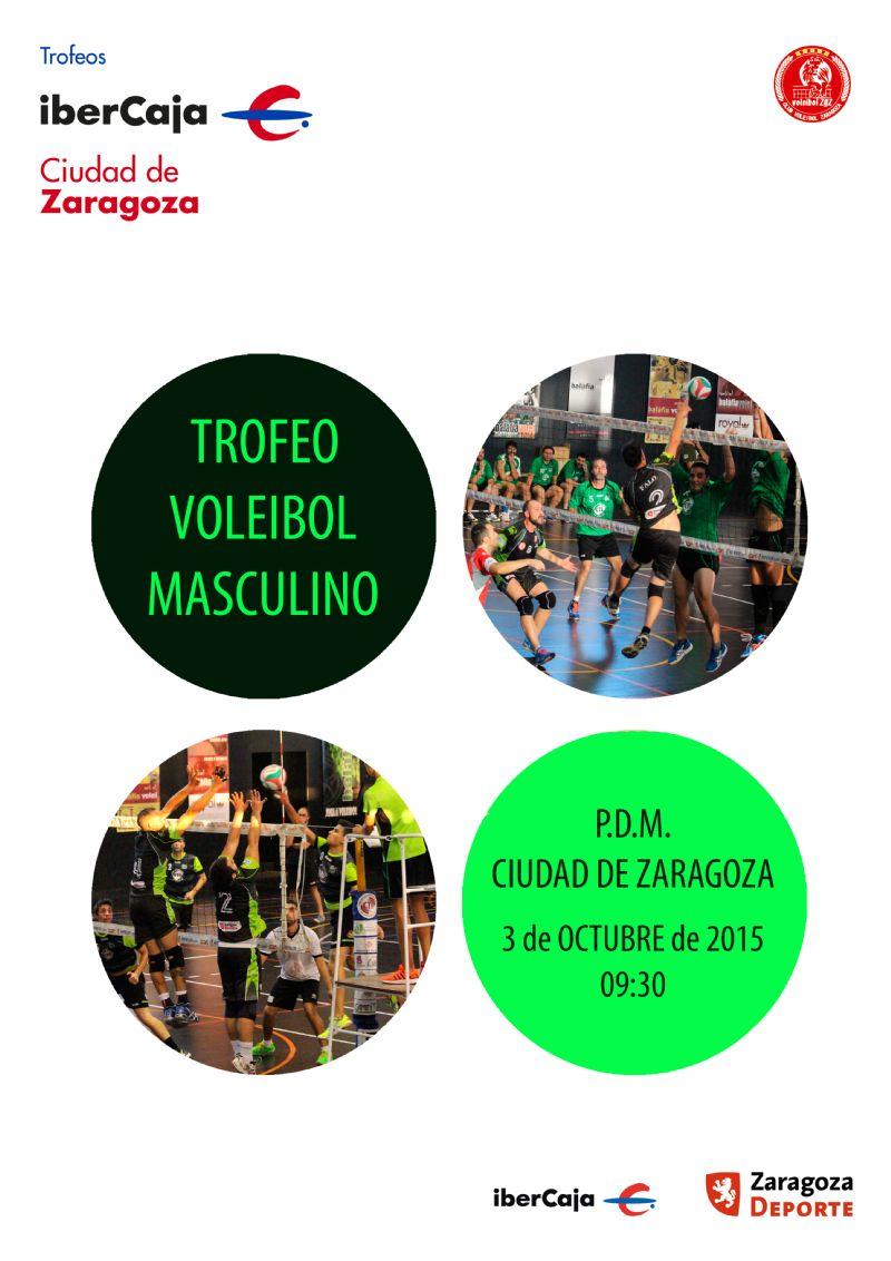 Trofeo «Ibercaja-Ciudad de Zaragoza» de Voleibol Masculino