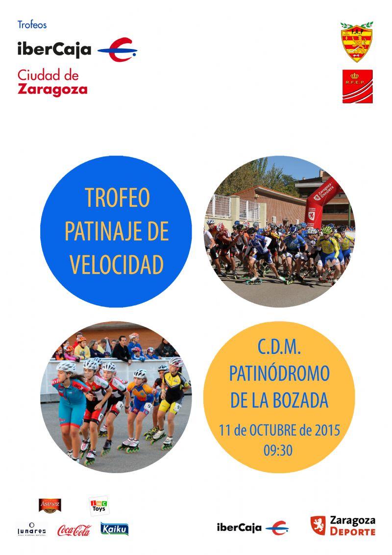 Trofeo «Ibercaja-Ciudad de Zaragoza» de Patinaje de Velocidad