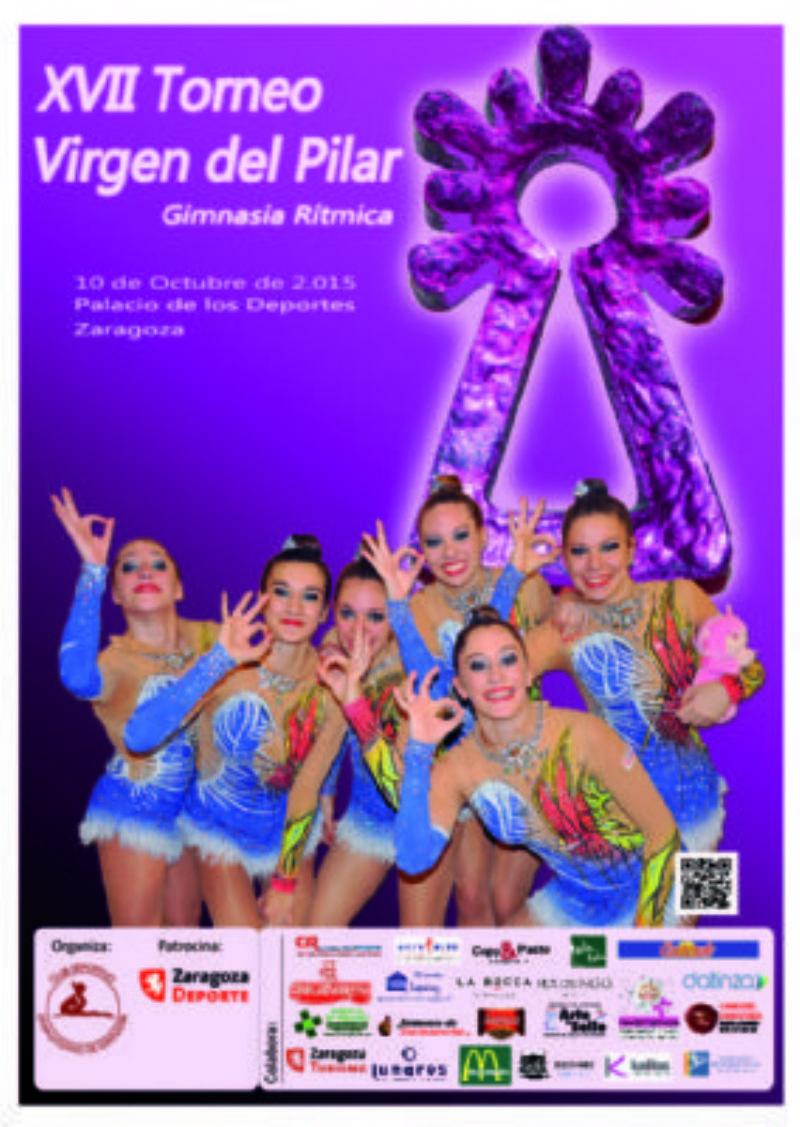 XVII Trofeo «Virgen del Pilar» de Gimnasia Rítmica de Conjuntos