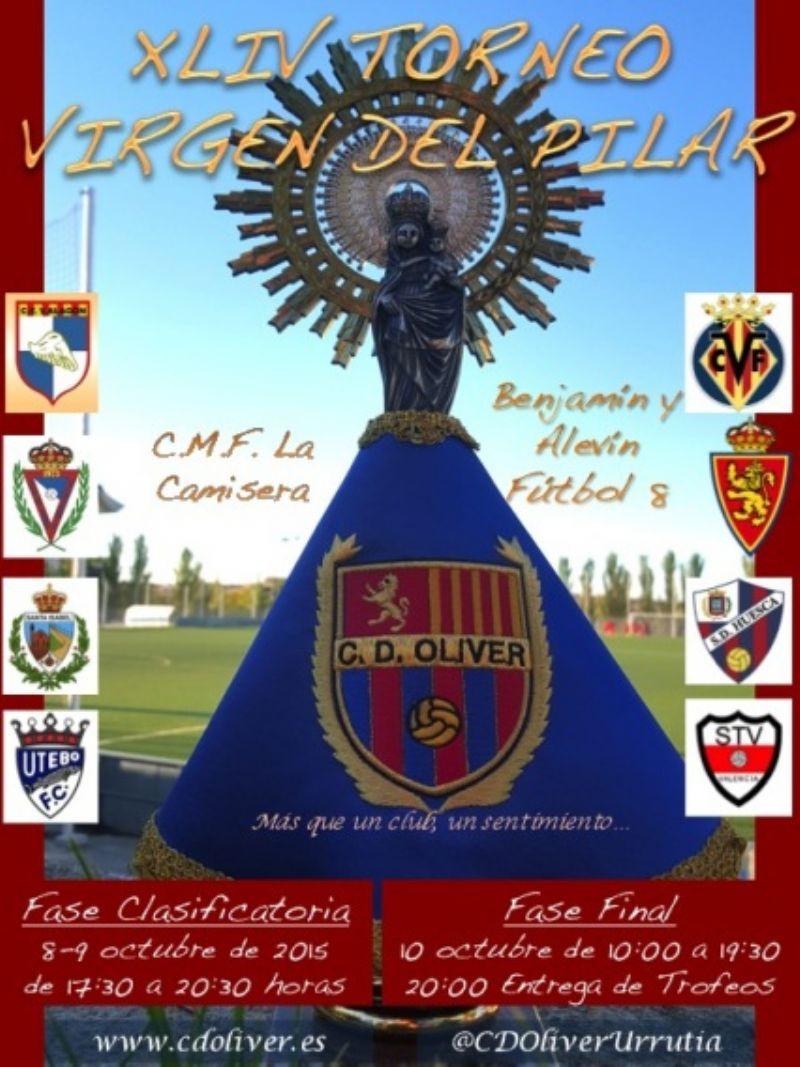 Fase Final del XLIV Torneo «Virgen del Pilar» de Fútbol
