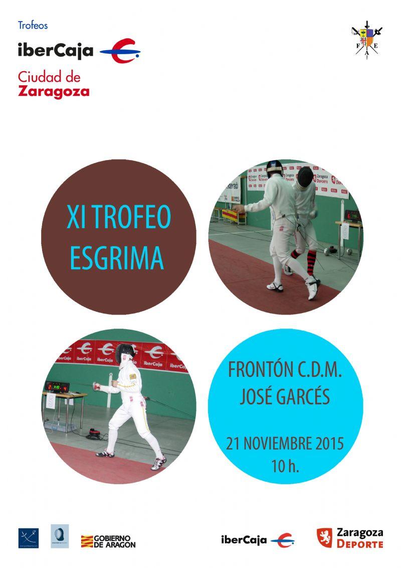 Trofeo «Ibercaja-Ciudad de Zaragoza» de Esgrima