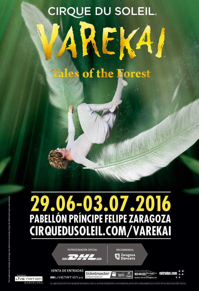 Circo del Sol: Varekai