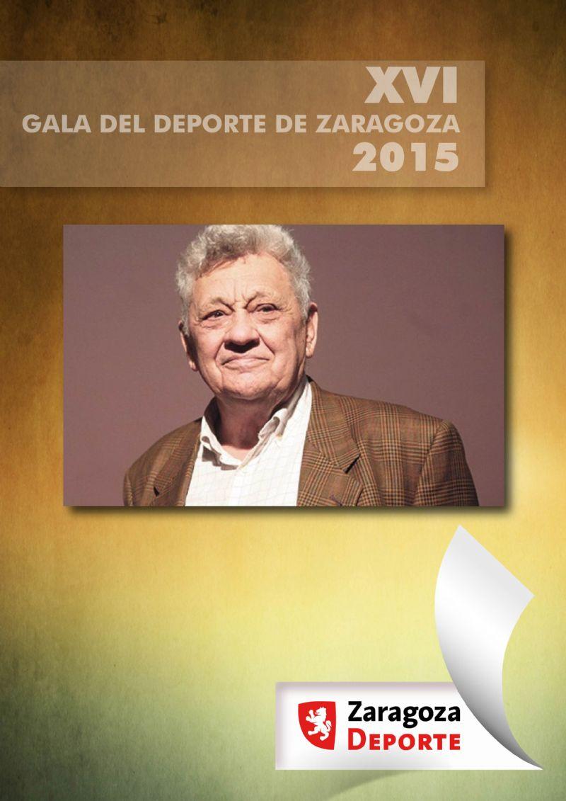XVI Gala del Deporte «Ciudad de Zaragoza»