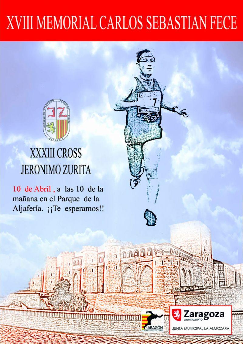 XXXIII Cross Jerónimo Zurita