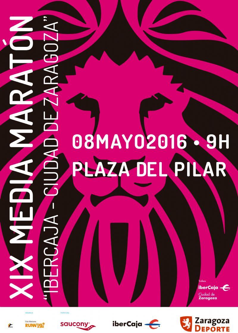 XIX Media Maratón Trofeo «Ibercaja-Ciudad de Zaragoza»