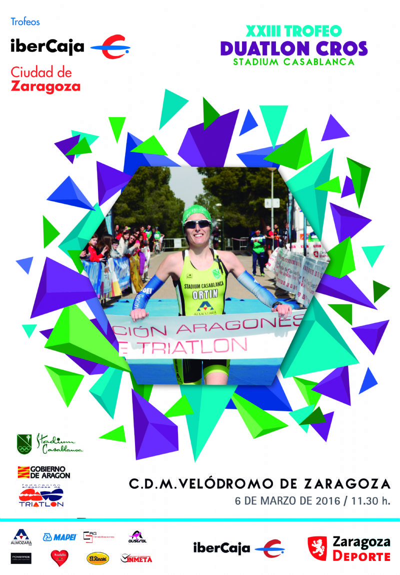 XXIII Trofeo «Ibercaja-Ciudad de Zaragoza» de Duatlón Cros