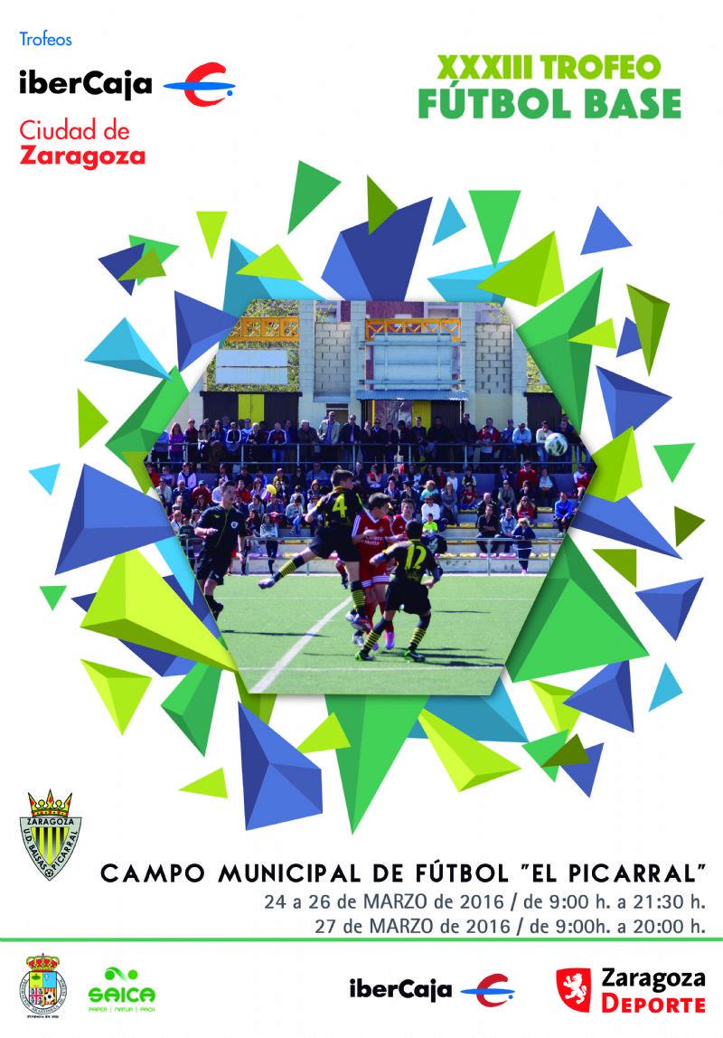 XXXIII Torneo «Ibercaja-Ciudad de Zaragoza» de Fútbol Base
