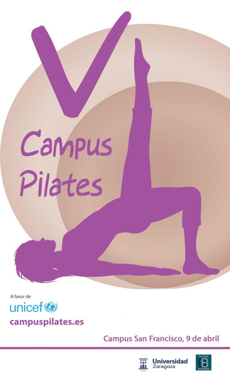 V Campus de Pilates a favor de UNICEF