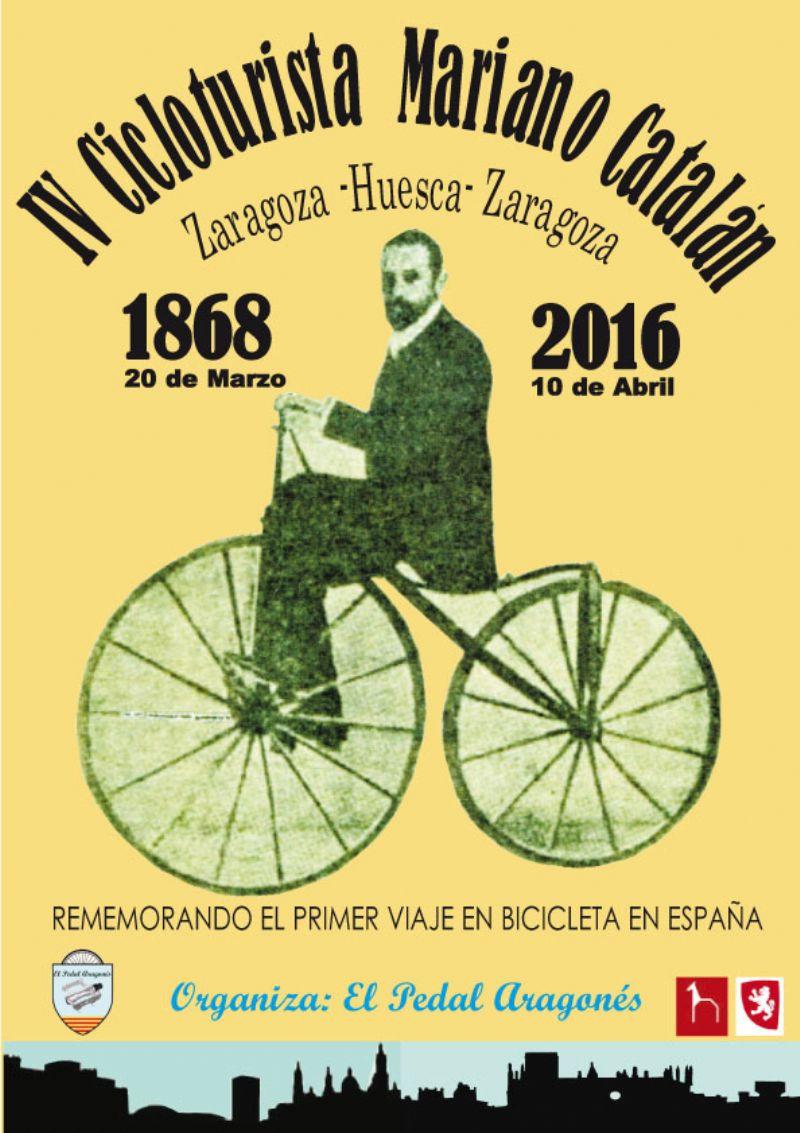 IV Cicloturista Mariano Catalán