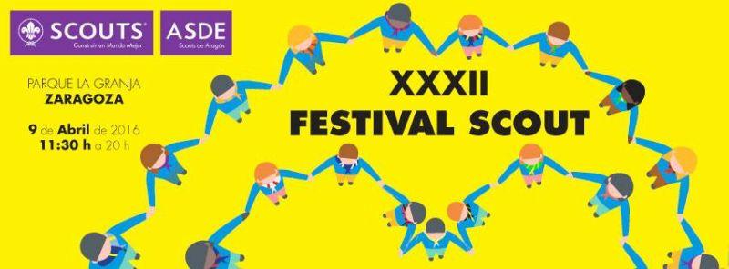 XXXII FESTIVAL SCOUT 2016