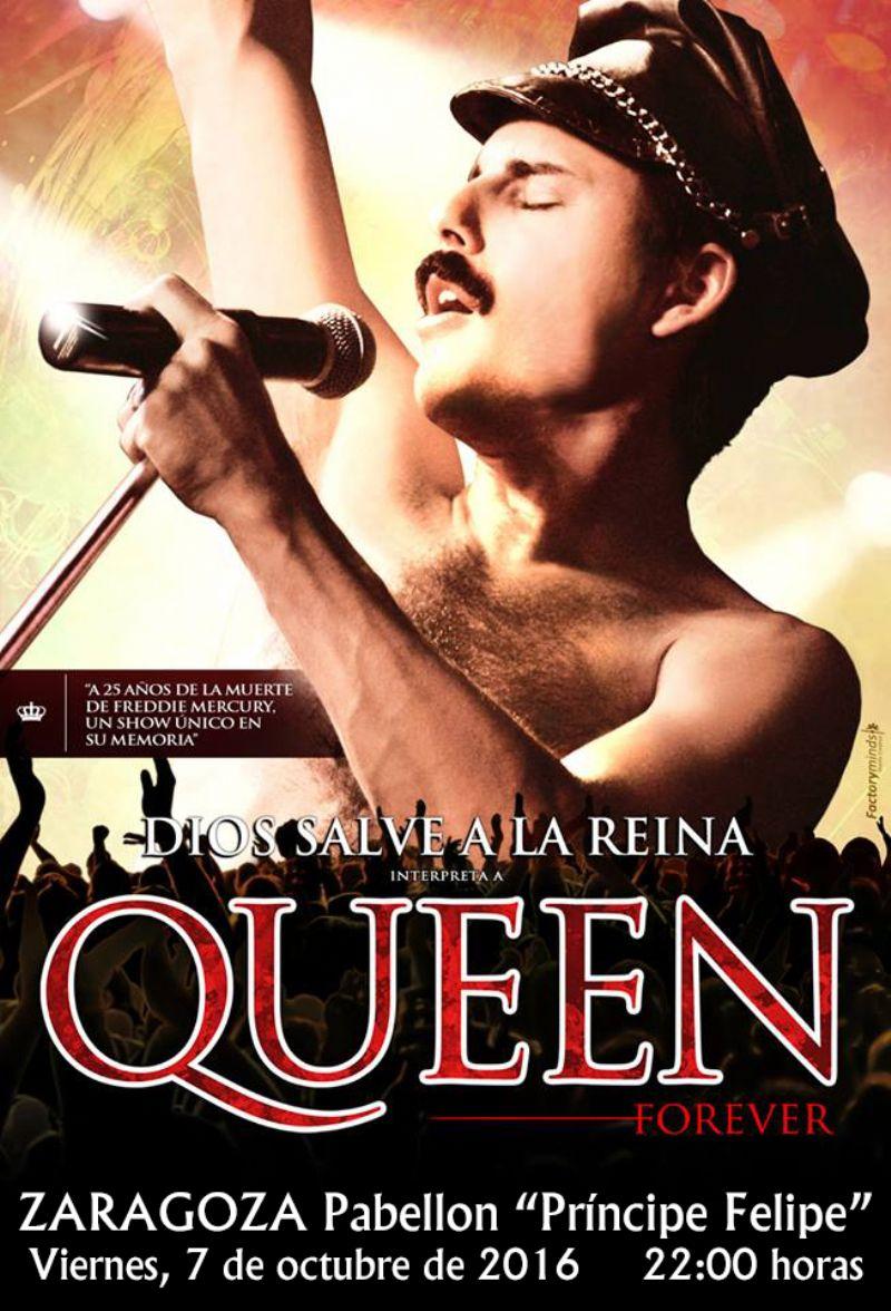 Concierto «Queen Forever»