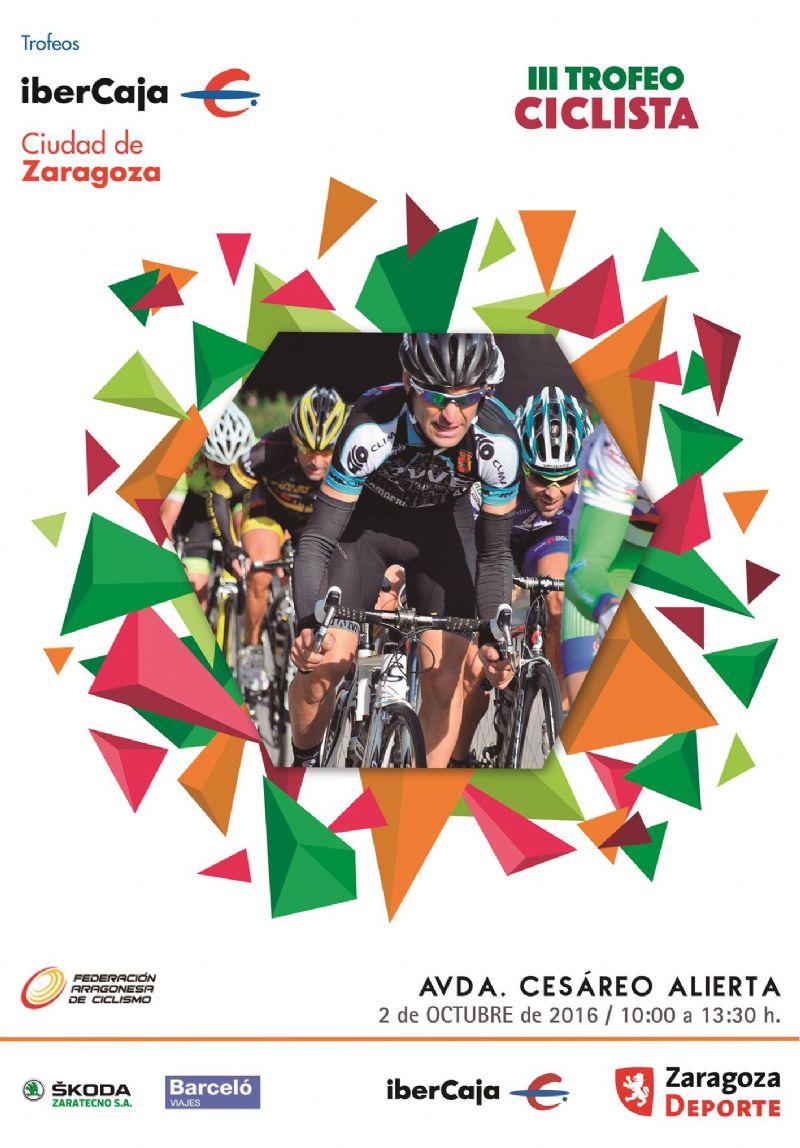 XIII Criterium Ciclista «Ibercaja-Ciudad de Zaragoza»
