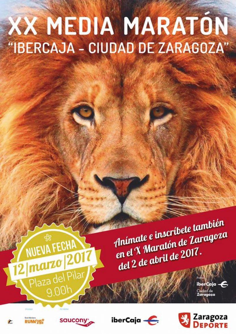 XX Media Maratón Trofeo «Ibercaja-Ciudad de Zaragoza»