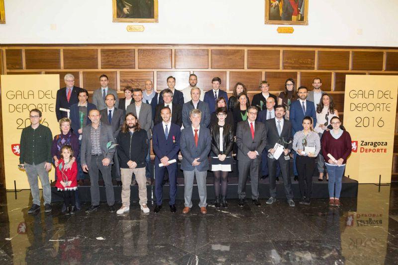 XVII Gala del Deporte «Ciudad de Zaragoza»