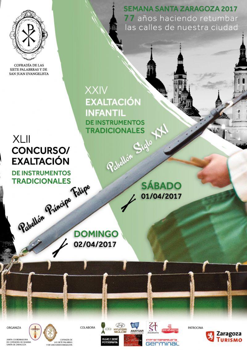 XLII Concurso Exaltación de los Instrumentos Tradicionales de la Semana Santa