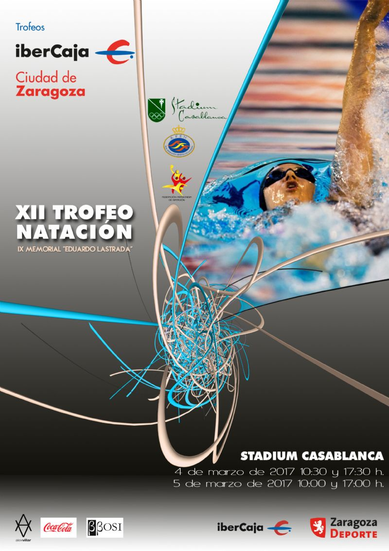 XII Trofeo «Ibercaja-Ciudad de Zaragoza» de Natación