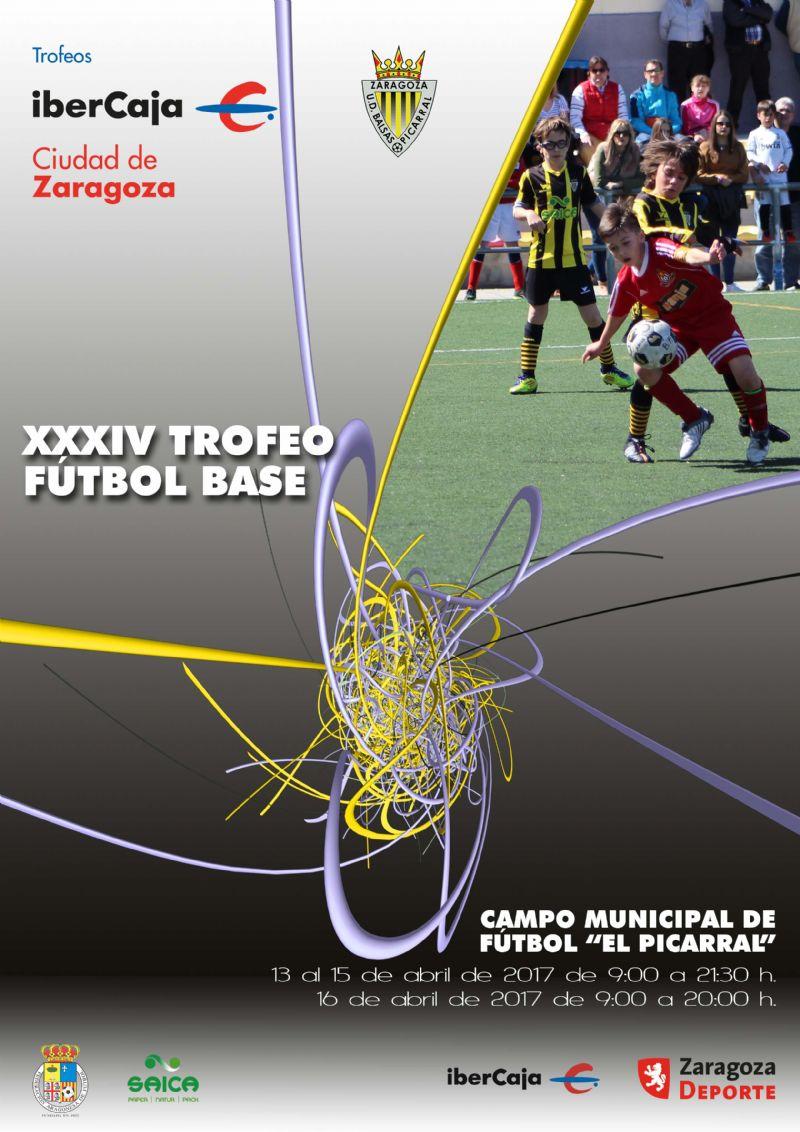 XXXIV Torneo «Ibercaja-Ciudad de Zaragoza» de Fútbol Base
