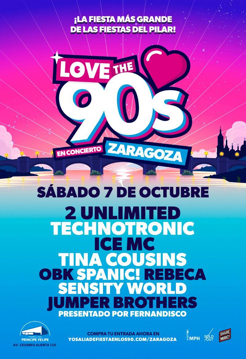 Love the 90s Zaragoza