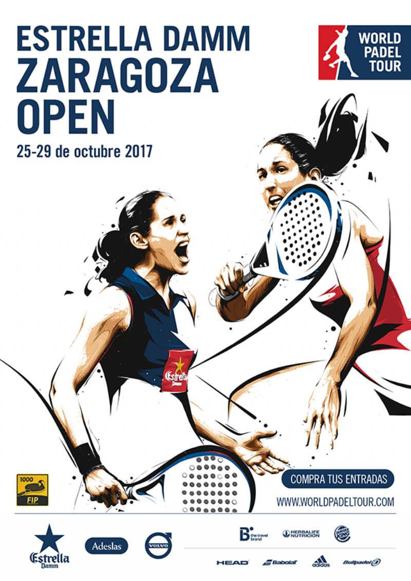 World Padel Tour - Estrella Damm Zaragoza Open 2017