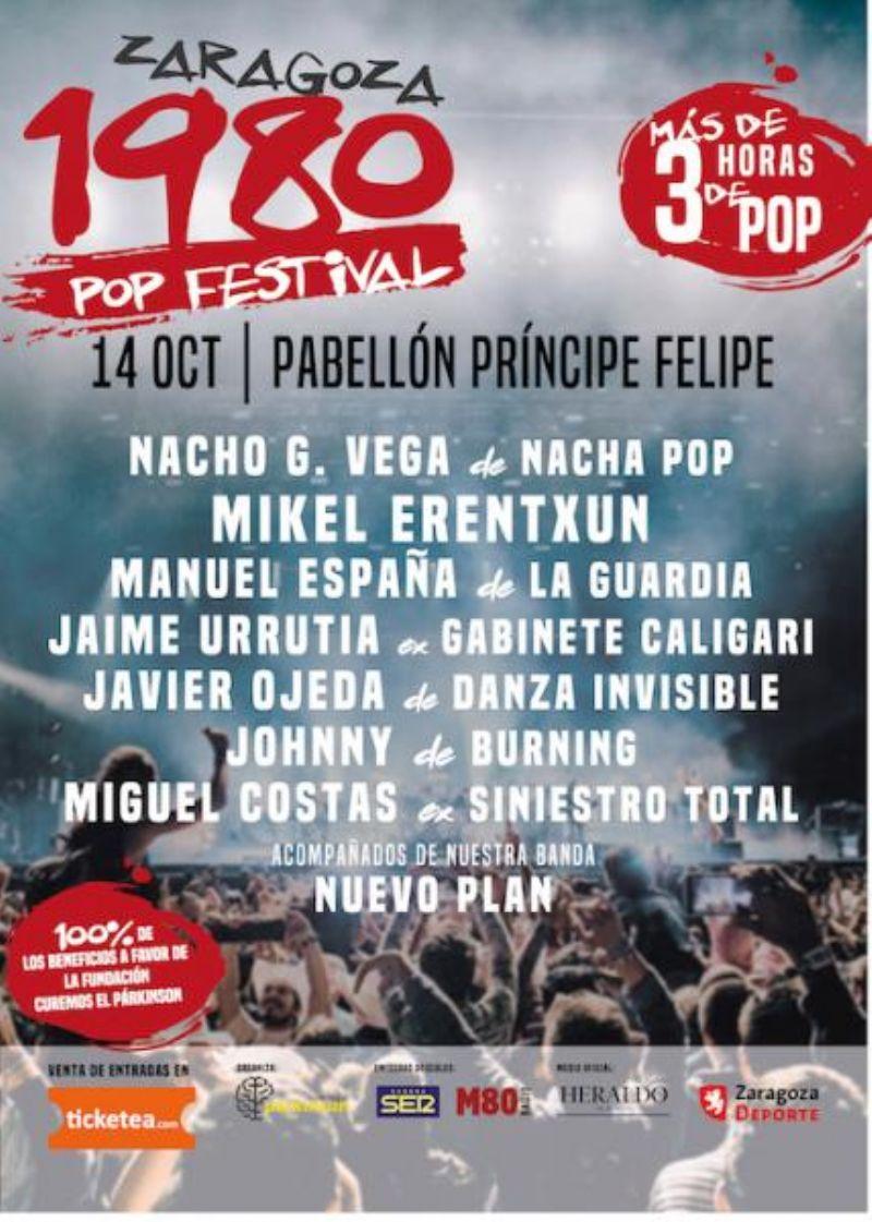 Zaragoza 1980 Pop Festival