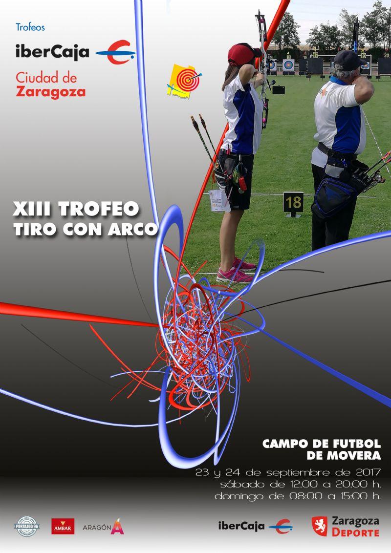 XIII Trofeo «Ibercaja-Ciudad de Zaragoza» de Tiro con Arco