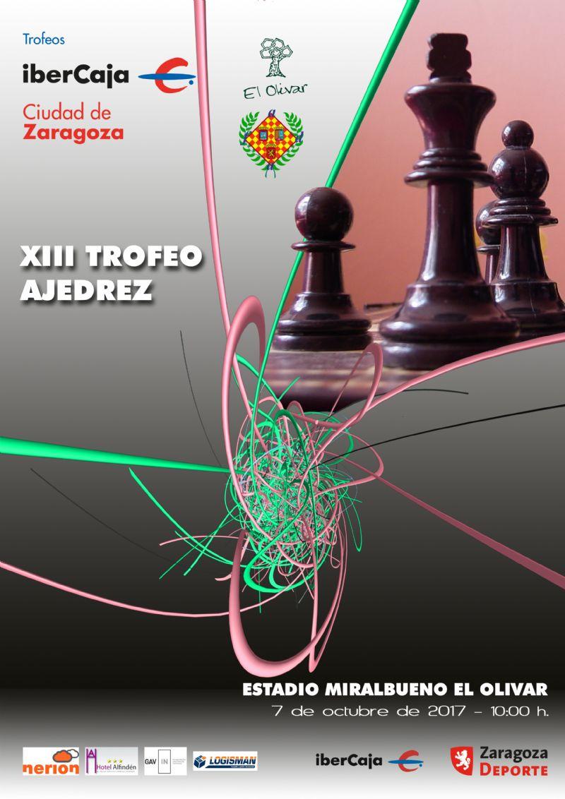 XIII Trofeo «Ibercaja-Ciudad de Zaragoza» de Ajedrez