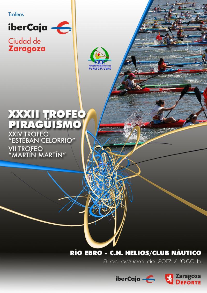 XXXII Trofeo «Ibercaja-Ciudad de Zaragoza» de Piragüismo