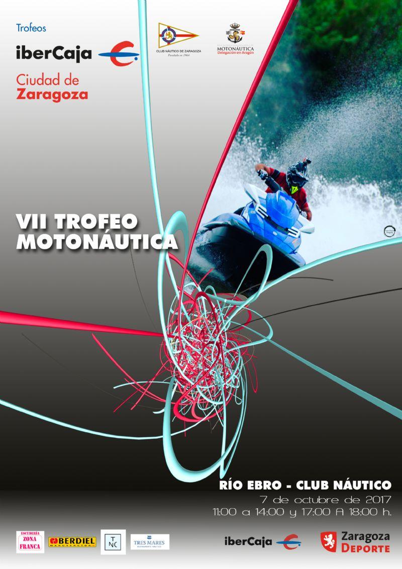 VII Trofeo «Ibercaja-Ciudad de Zaragoza» de Motonáutica