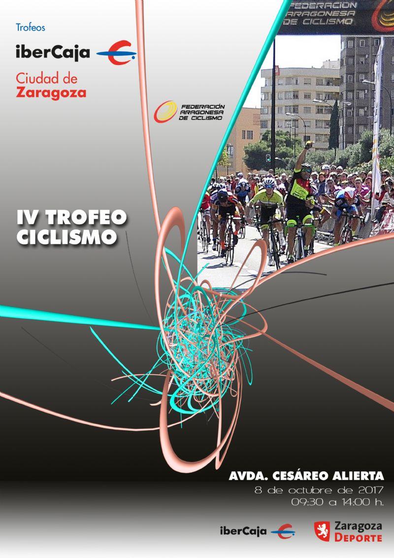 IV Criterium Ciclista «Ibercaja-Ciudad de Zaragoza»