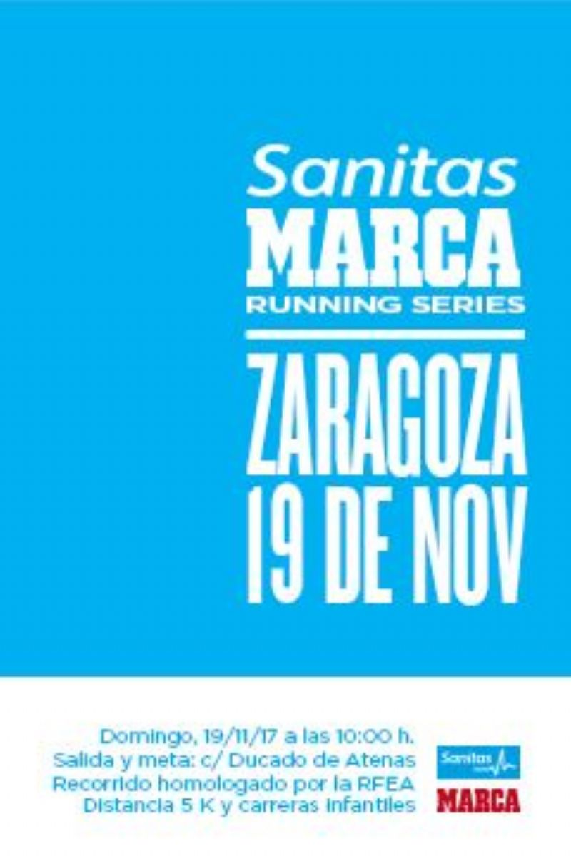 Carrera Popular «Sanitas Marca Running Series» 2017