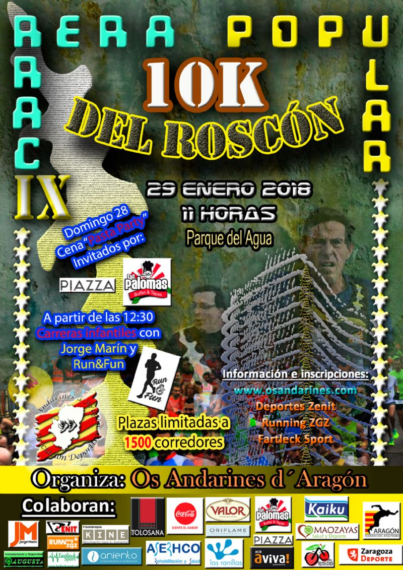 IX Carrera Popular 10k del Roscón